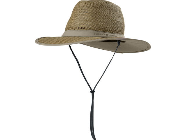 Outdoor Research Papyrus Cappello con tesa, khaki
